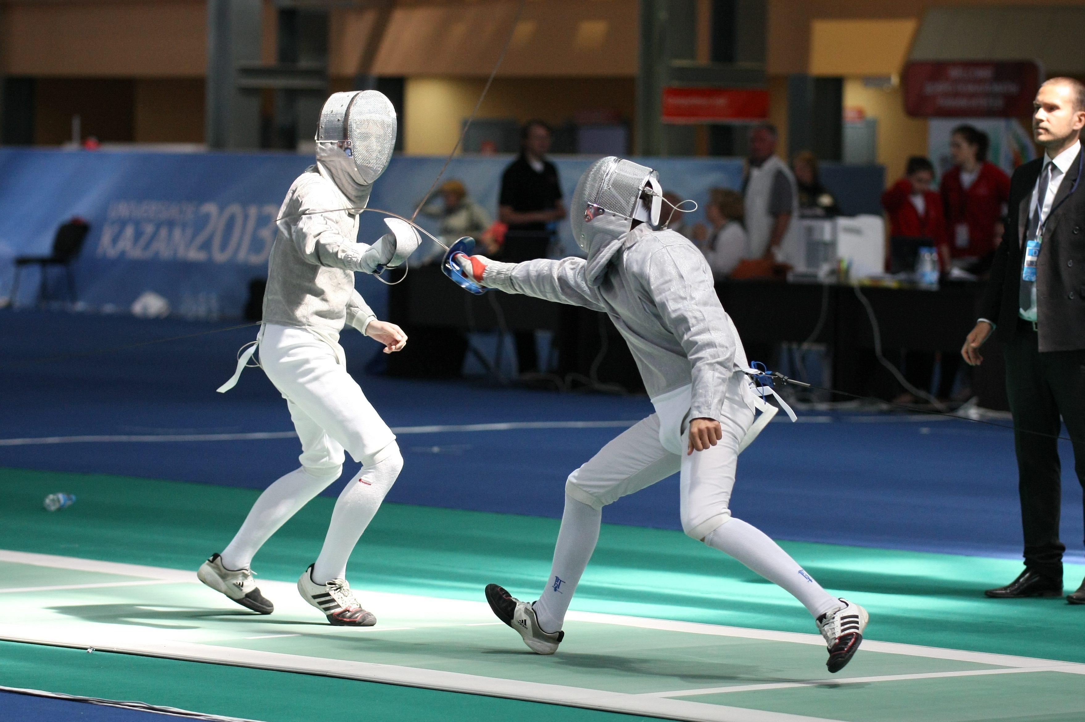 Всероссийский турнир «Весенняя капель» по фехтованию
