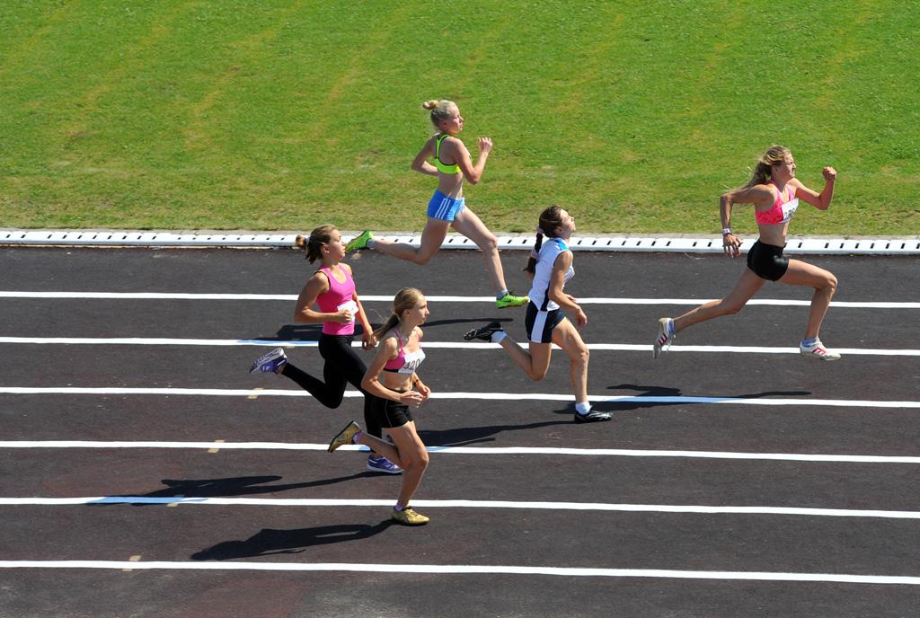 Первенство России по легкой атлетике среди юниоров
