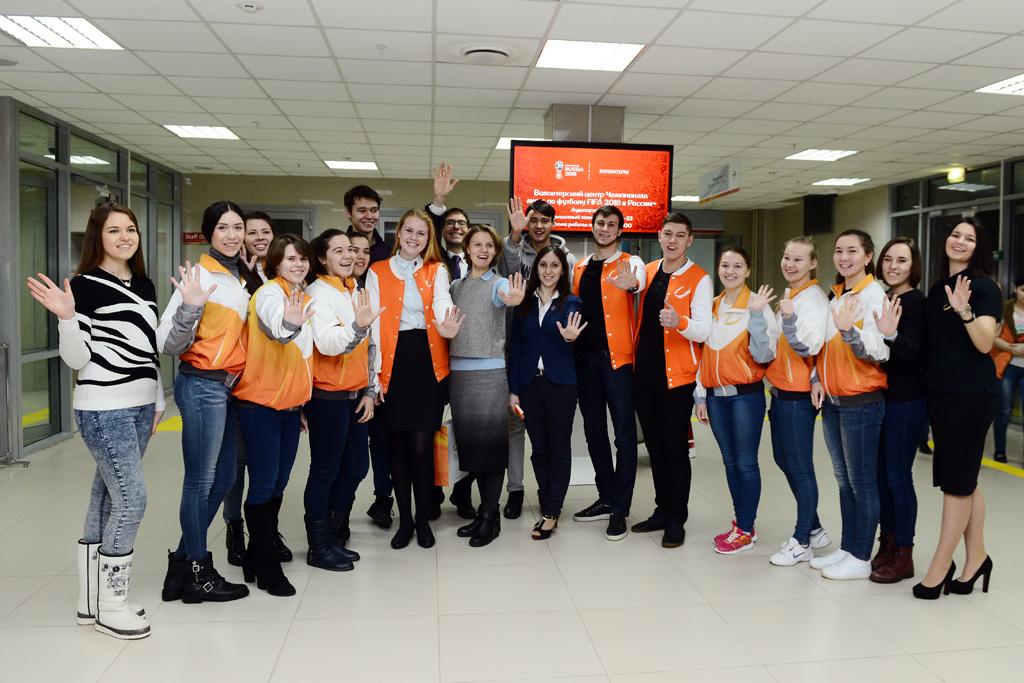 Волонтерский центр Поволжской государственной академии физической культуры, спорта и туризма прошел процедуру сертификации