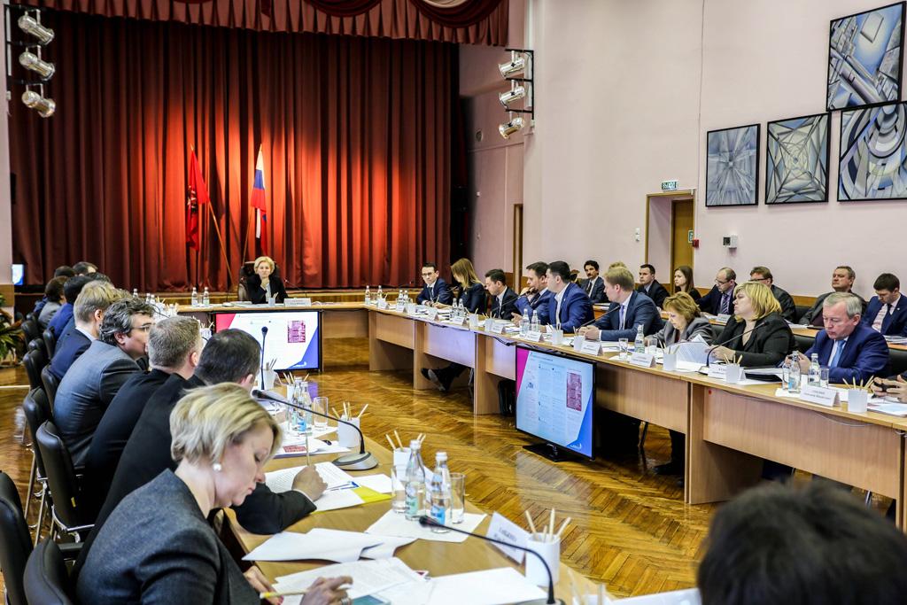 В Москве обсудили подготовку к мировому чемпионату по стандартам WorldSkills