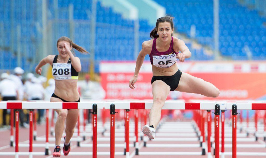 Первенство России по легкой атлетике среди юниоров 2016