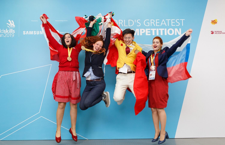 45th WorldSkills Competition, Kazan, Russia 2019