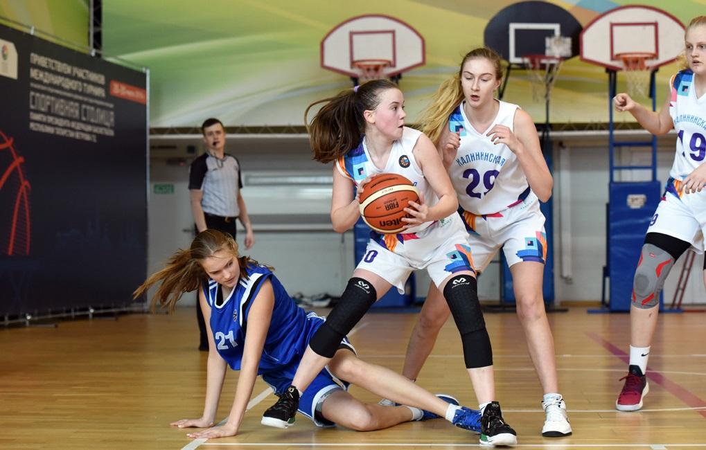 II Международный турнир по баскетболу «Спортивная столица» памяти Г.Е. Ветрова