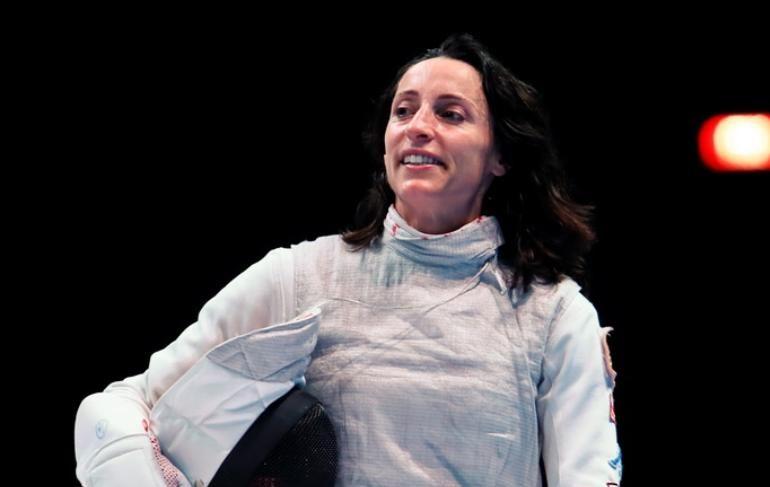 Итальянка Ди Франциска стала победительницей этапа Кубка мира по фехтованию в Казани