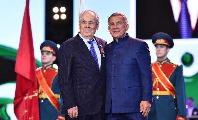 Рустам Минниханов: «Вековой юбилей республики стал важным фактором единения и предметом гордости татарстанцев»