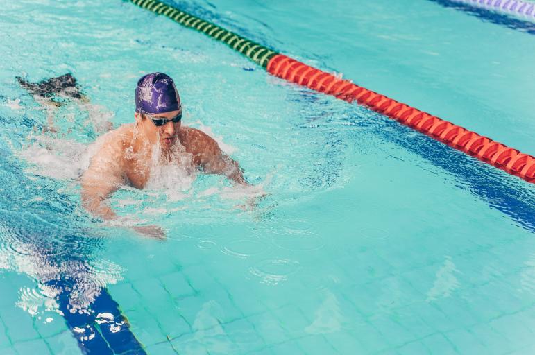 Пловцы казанского центра FINA приняли участие в виртуальных соревнованиях, организованных FINA
