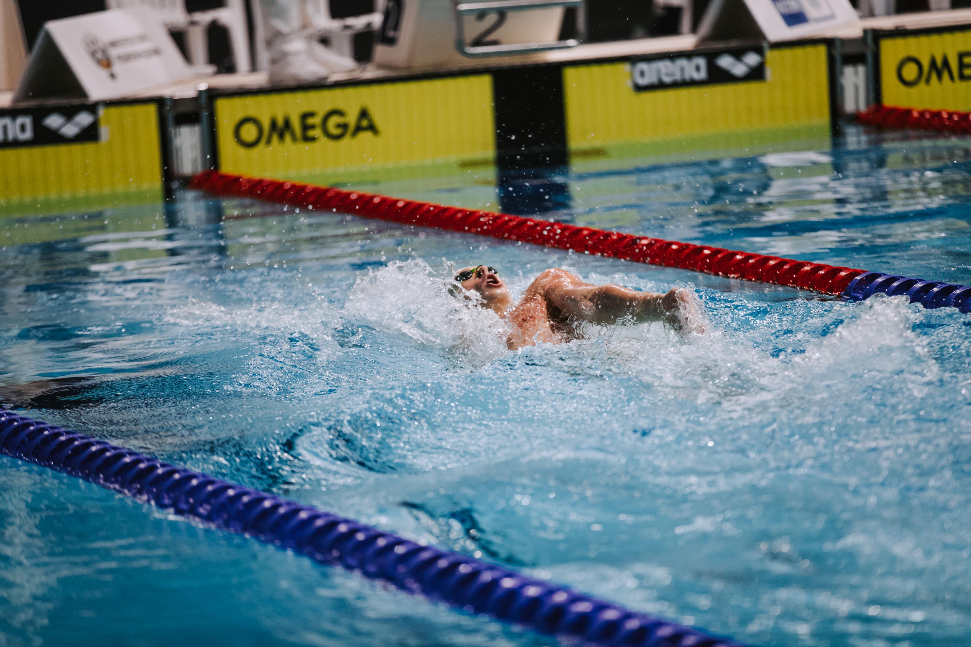 Мужская сборная Москвы выиграла комбинированную эстафету 4х100 м