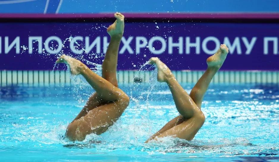 Варвара Креопалова и Алена Матвиенко завоевали «золото» в технической программе на чемпионате России в Казани