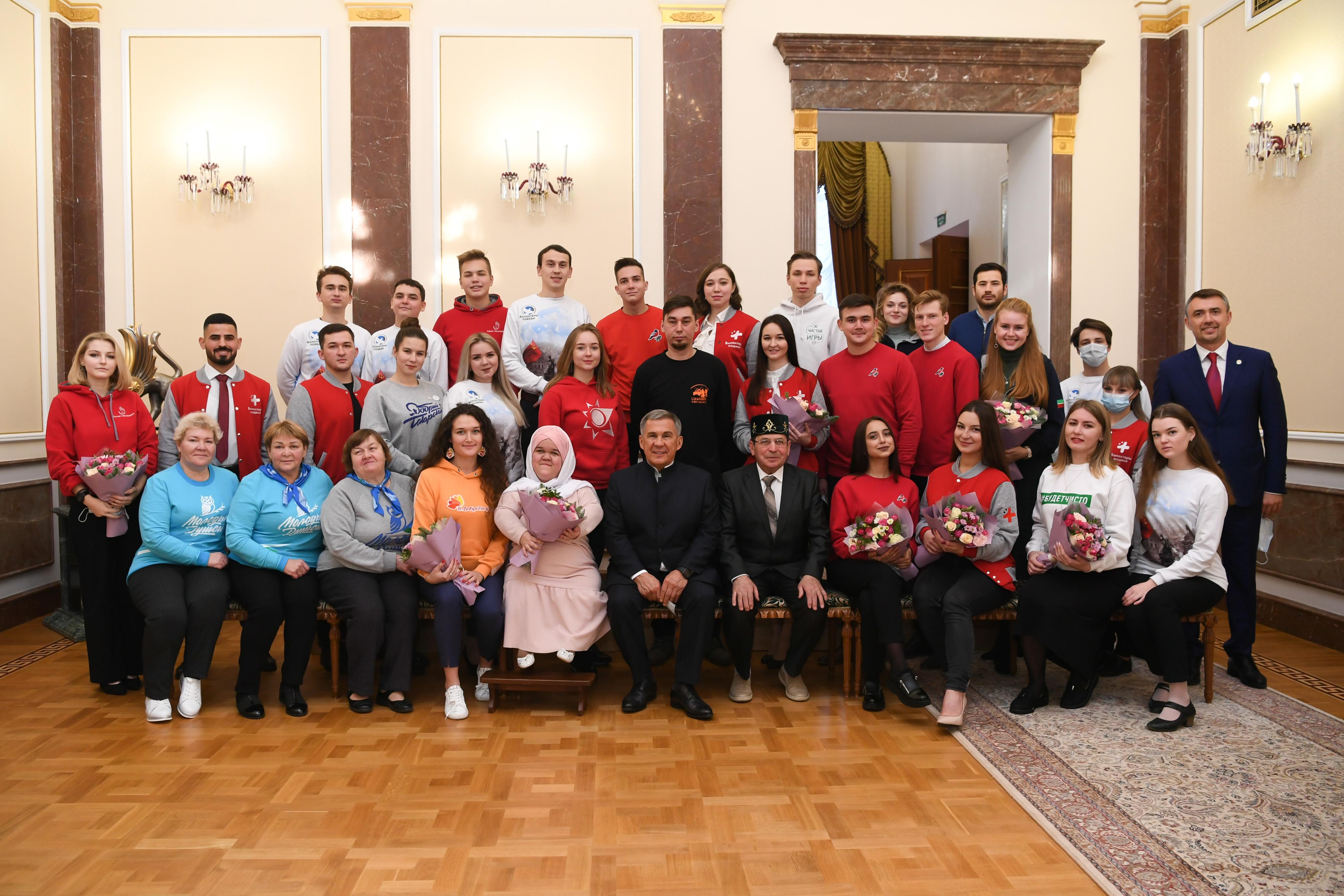 Дирекция спортивных и социальных проектов отмечена благодарностью президента РТ