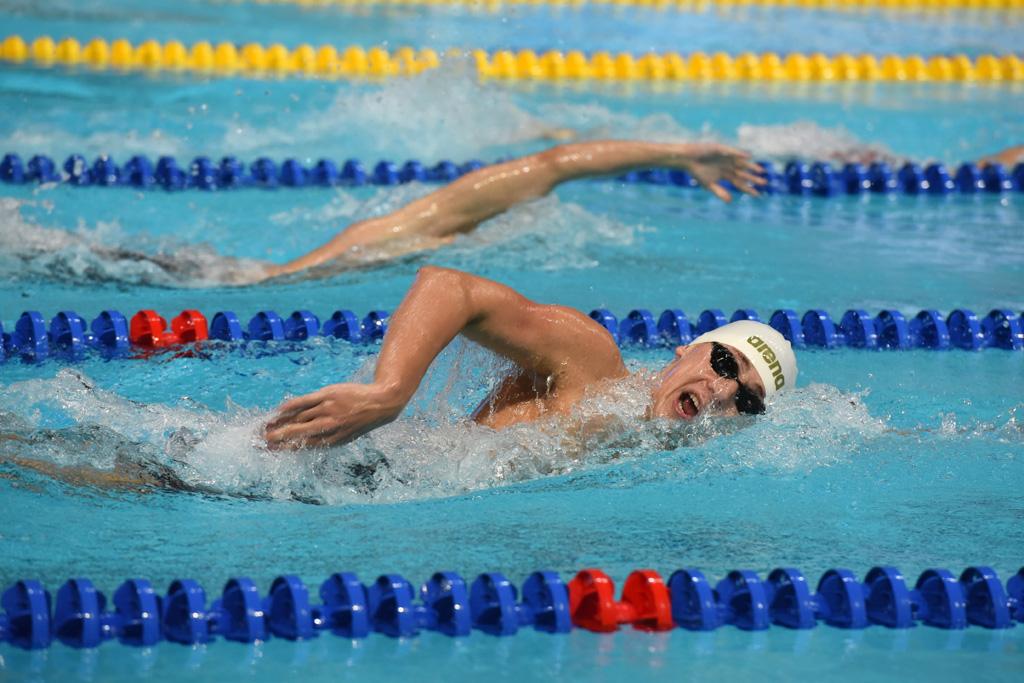 Чемпионат России по плаванию (25м) 2018