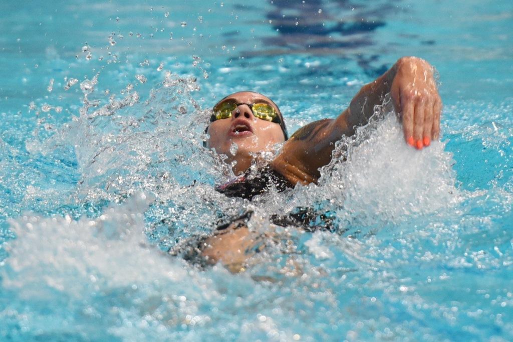 Чемпионат России по плаванию 2020 года