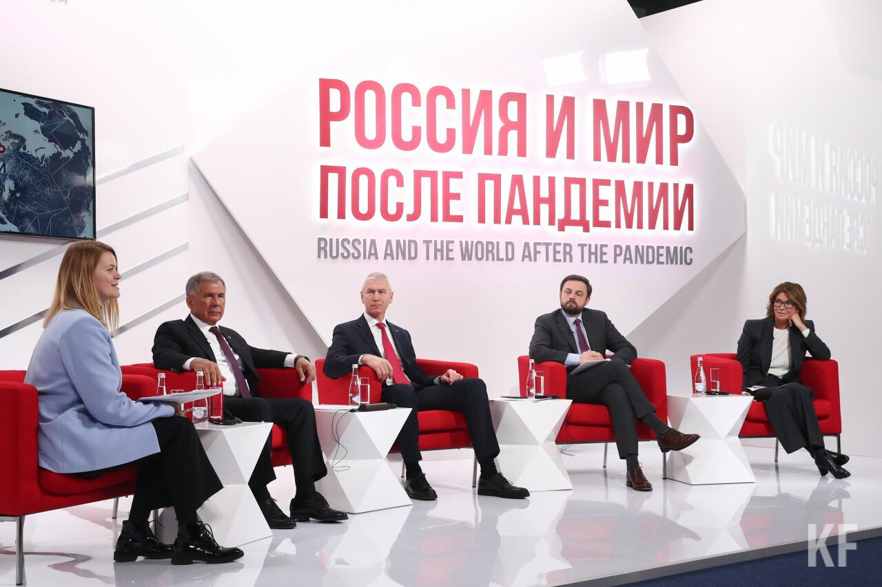 На Гайдаровском форуме обсудили Специальную Олимпиаду – 2022