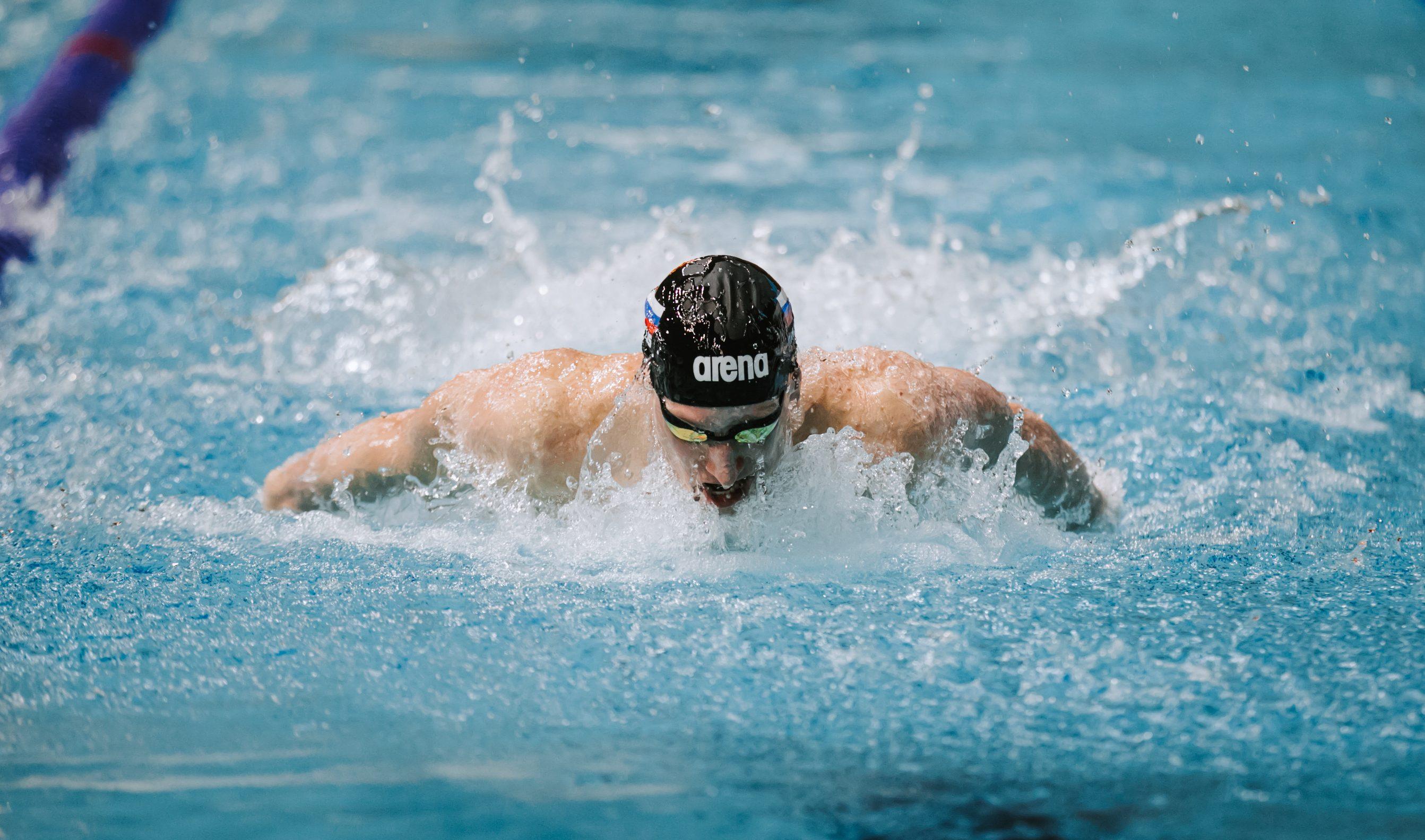 В продажу поступили билеты на чемпионат России по плаванию