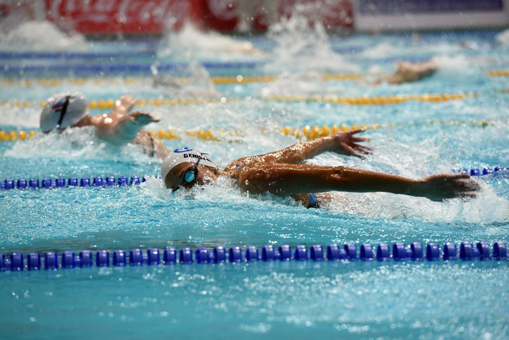 Чемпионат России по плаванию (25м) 2017