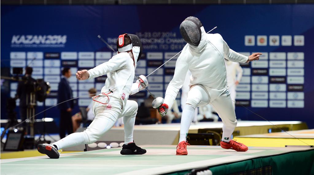 Этап Кубка мира по фехтованию на шпагах среди мужчин и женщин в личном и командном первенстве