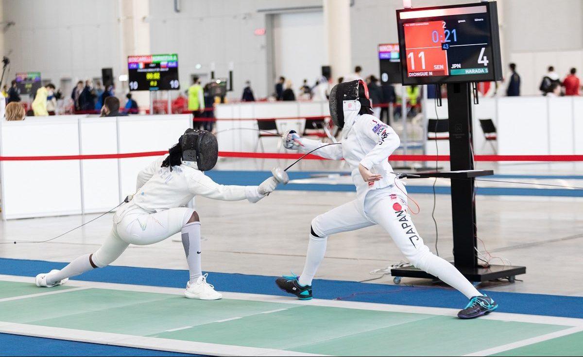 Стали известны четвертьфиналистки командного турнира «Шпага Казани»