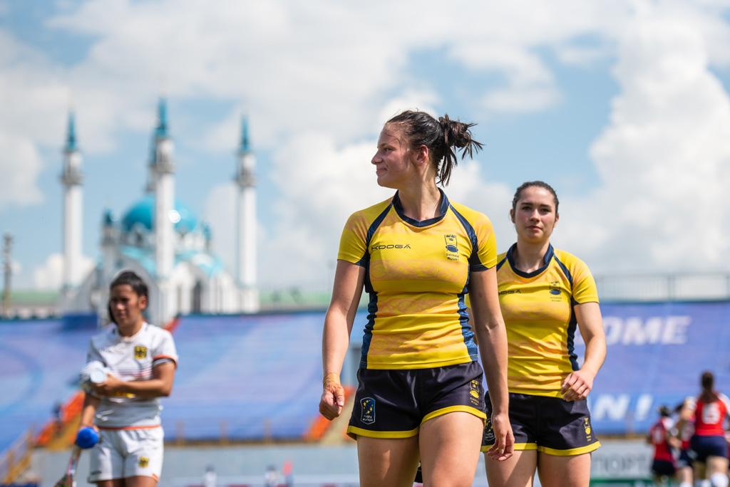 Европейский Олимпийский отборочный турнир по регби-7 среди женских команд 2019 года
