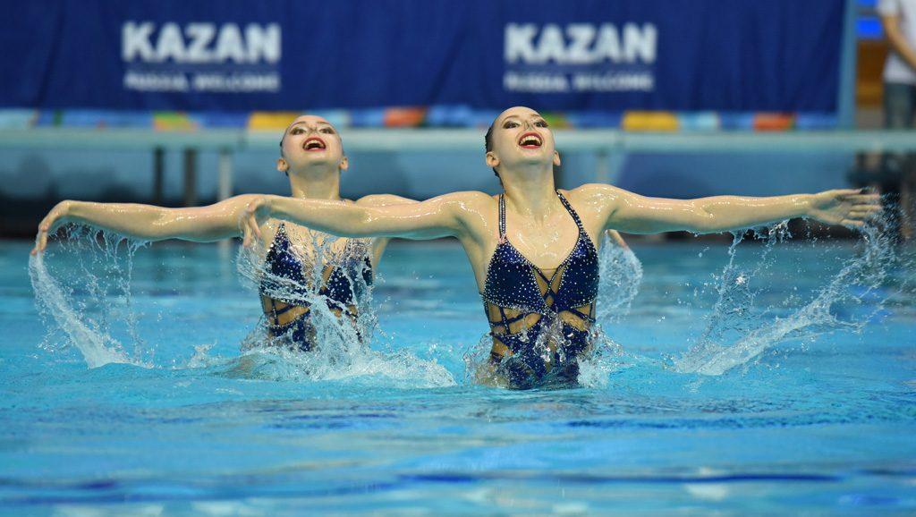 Чемпионат России по синхронному плаванию 2020 года