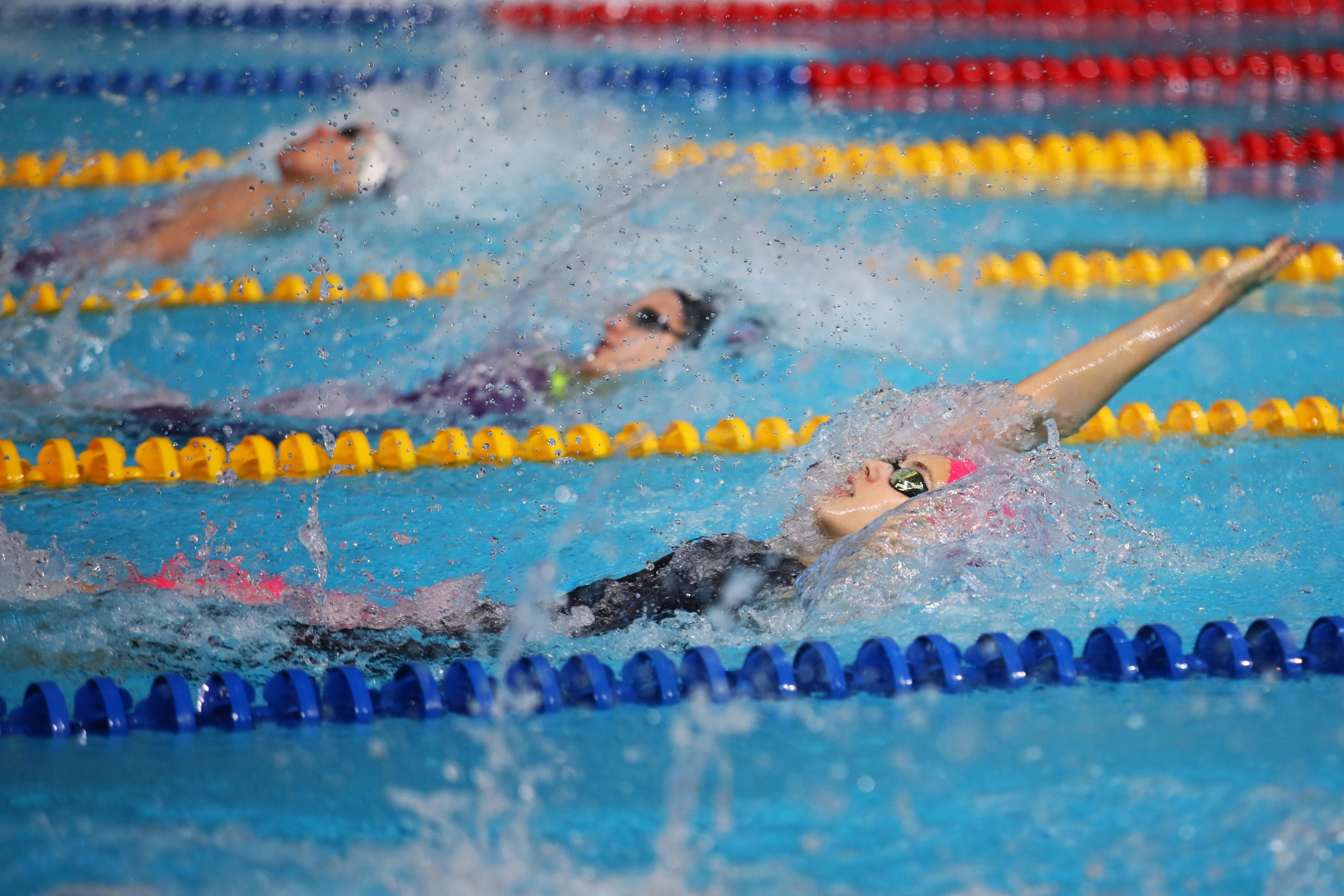 Чемпионат России по плаванию