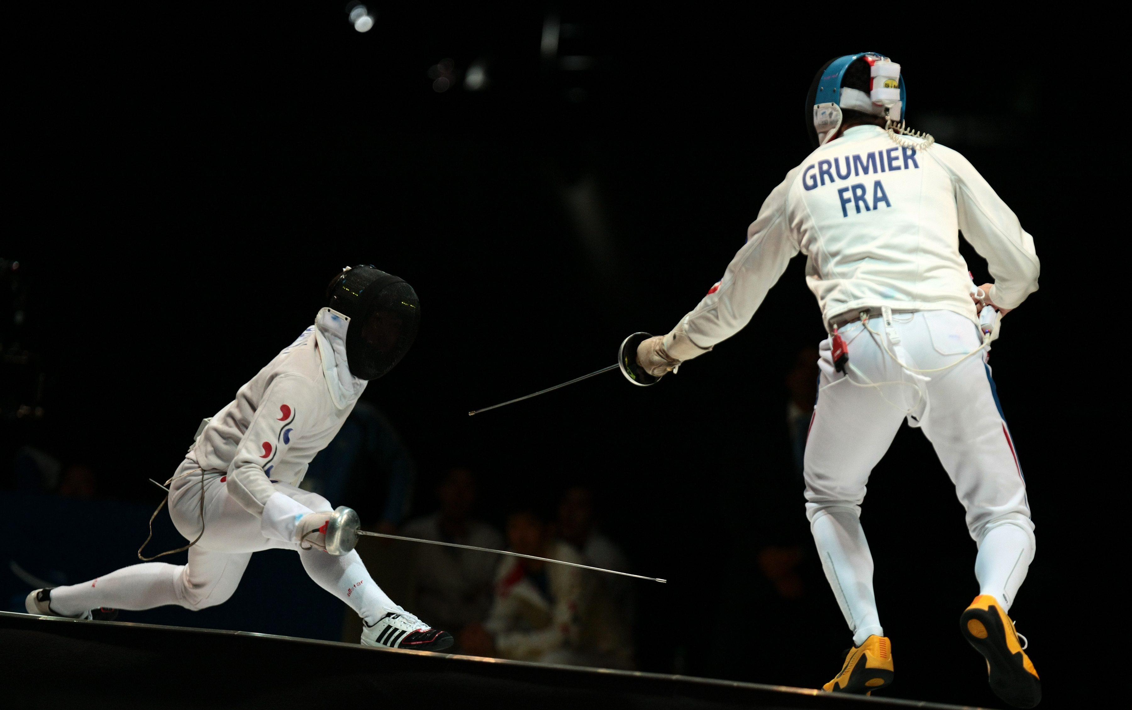 «Шпага Казани»: в столице РТ пройдет этап Кубка мира по фехтованию