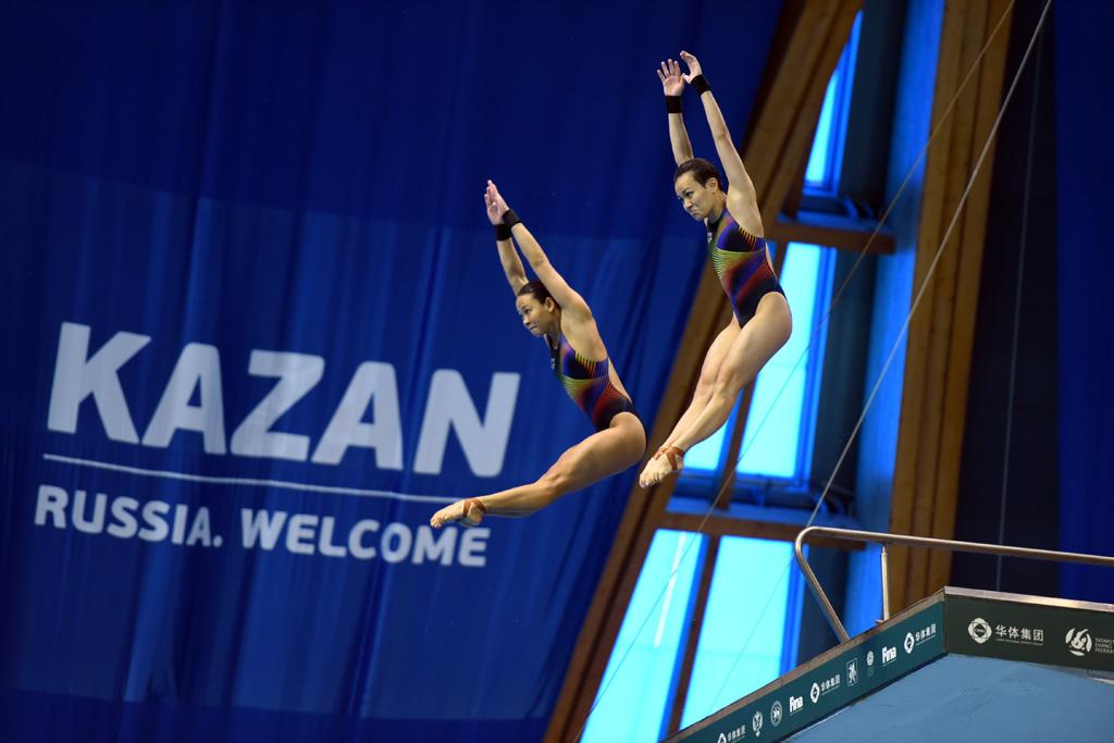 Этап Мировой серии ФИНА по прыжкам в воду 2018 года