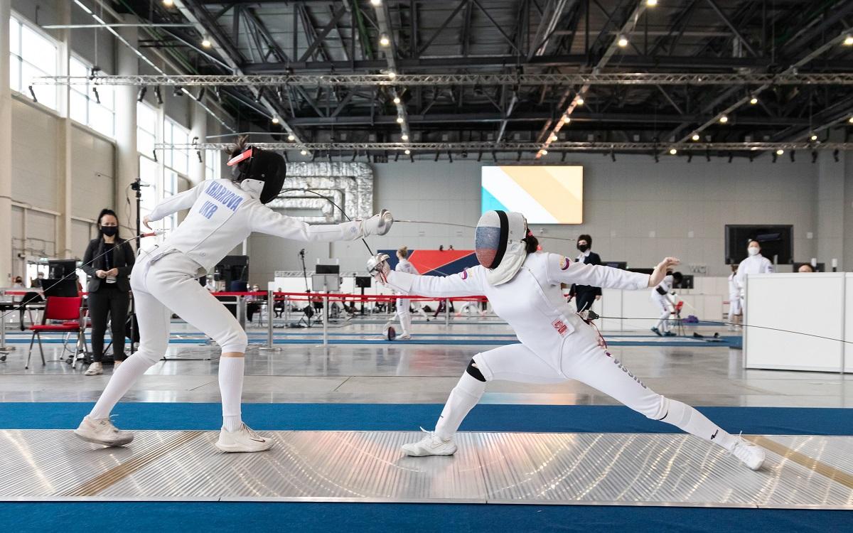 «Счастливы, что в Казани проводится турнир по фехтованию»