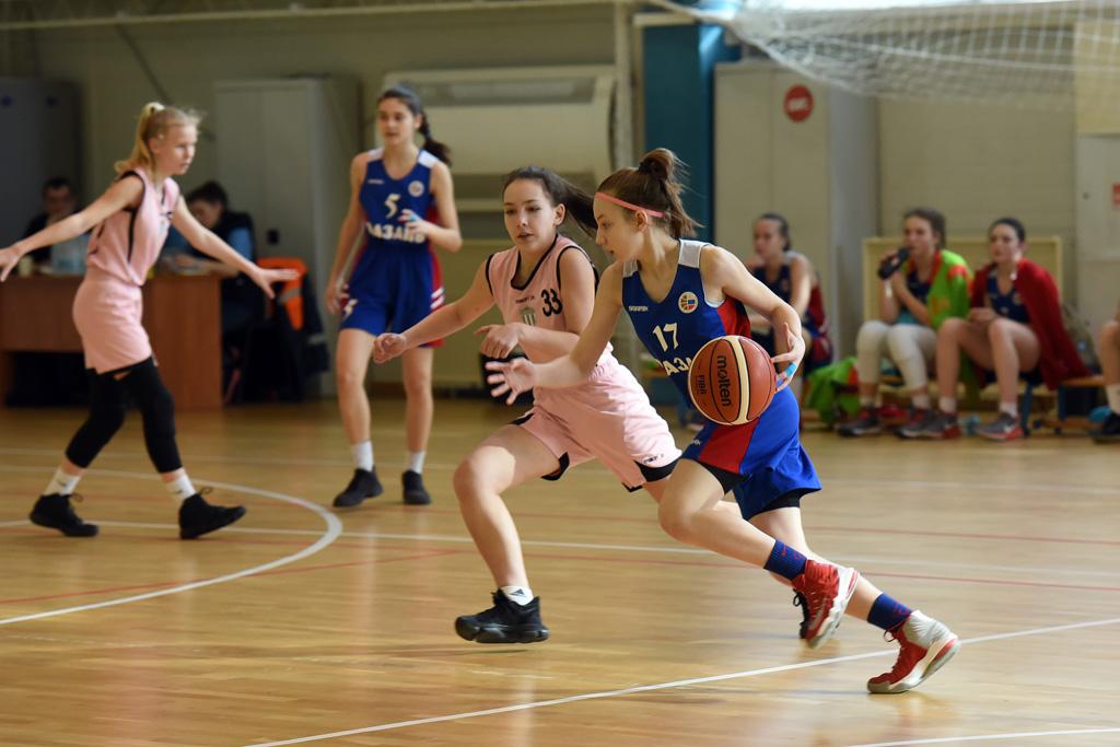 Международный турнир по баскетболу «Спортивная столица» памяти Г.Е.Ветрова