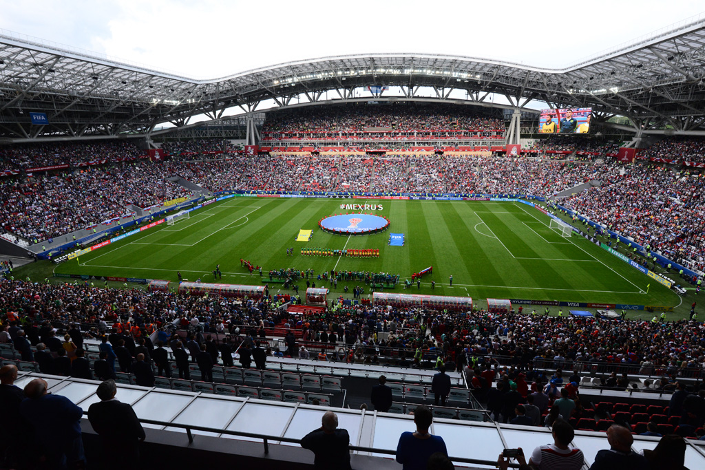 Кубок Конфедераций FIFA 2017