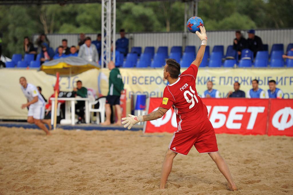 III Всероссийские пляжные игры
