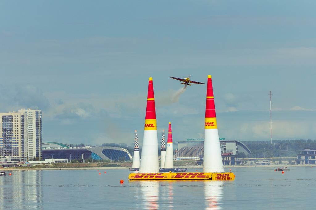 Этап чемпионата мира по воздушным гонкам Red Bull Air Race 2017