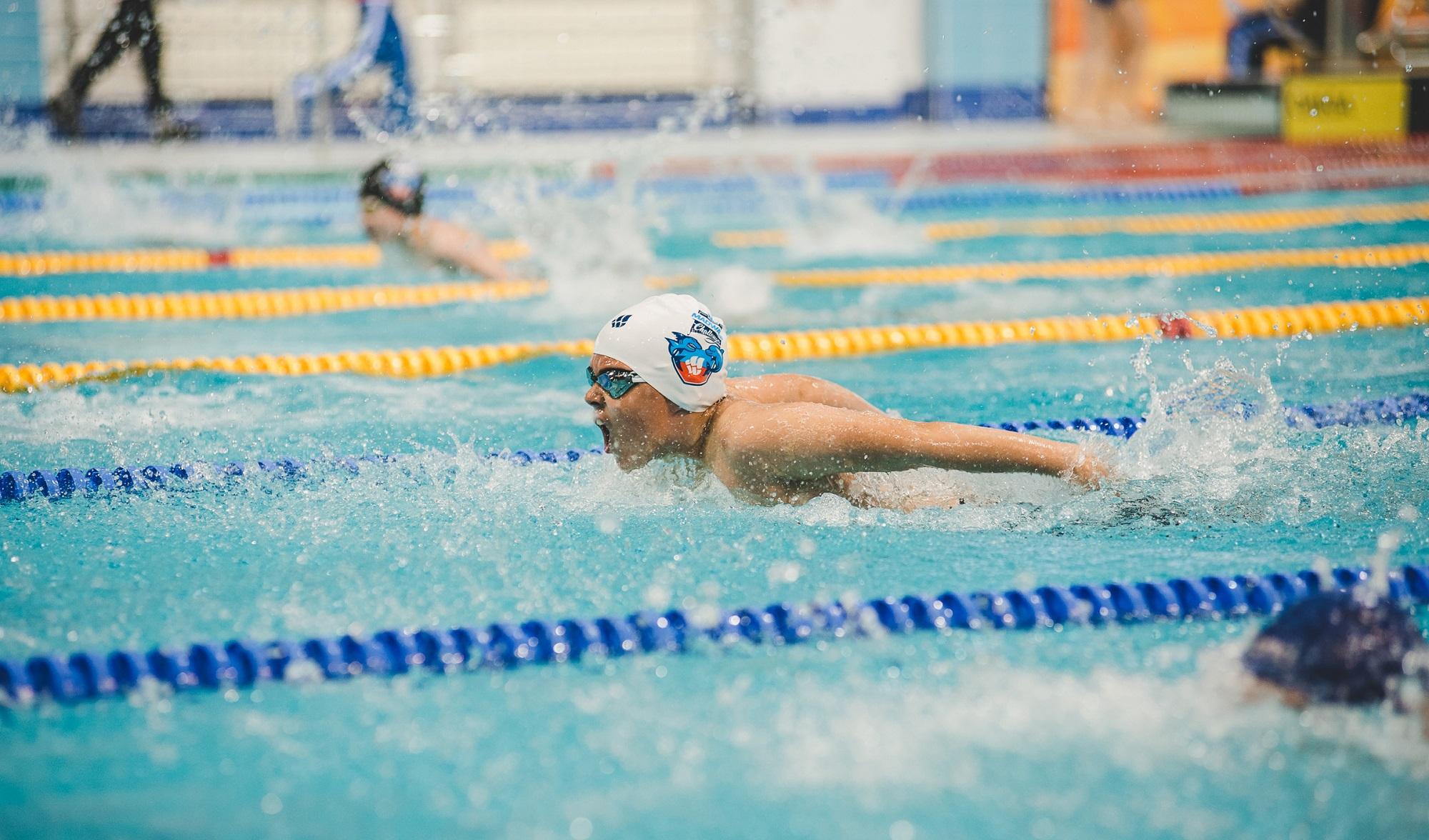Финальный этап Всероссийских соревнований по плаванию «Mad Wave Challenge 2018»