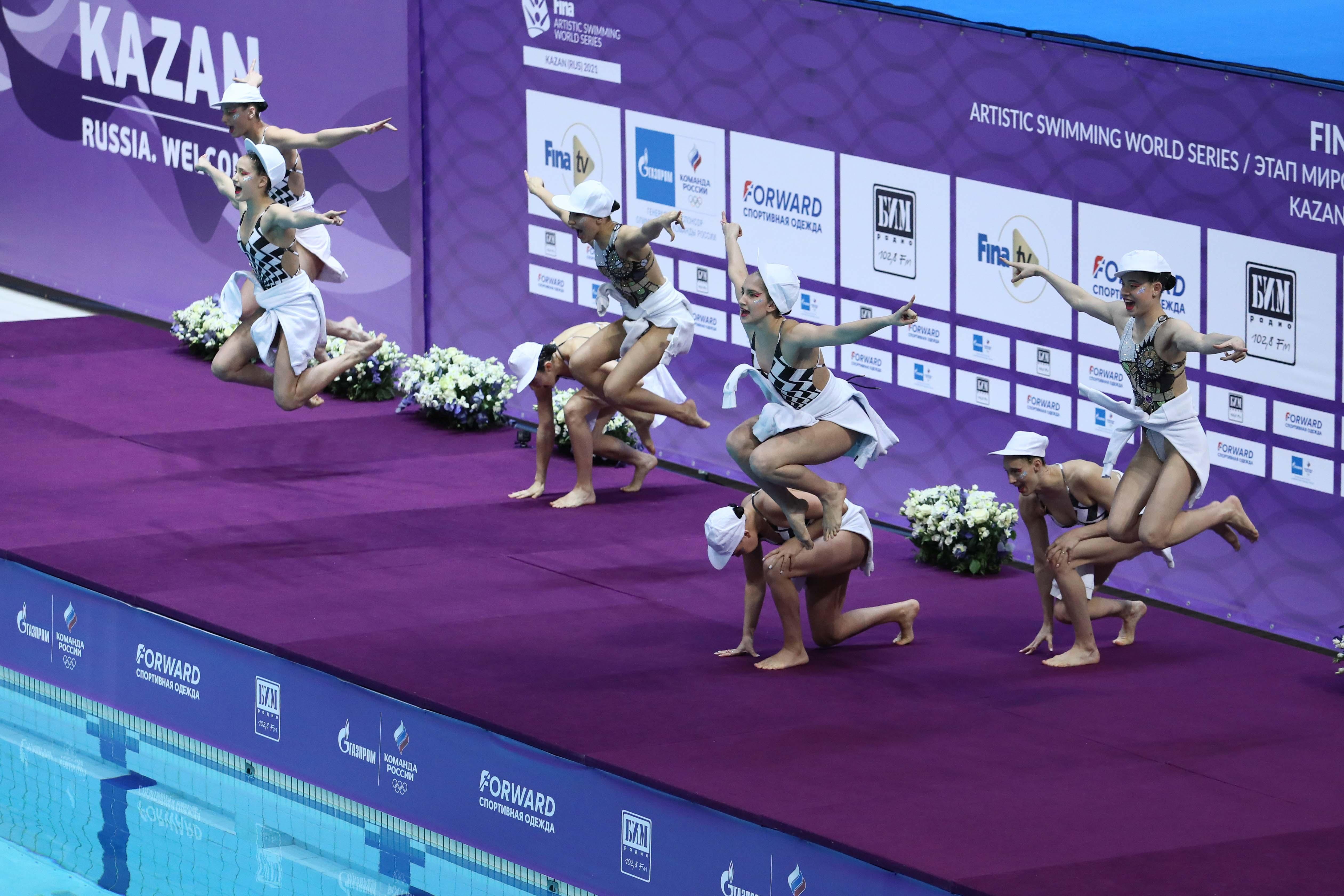 «В Казани удалось сделать праздник синхронного плавания»