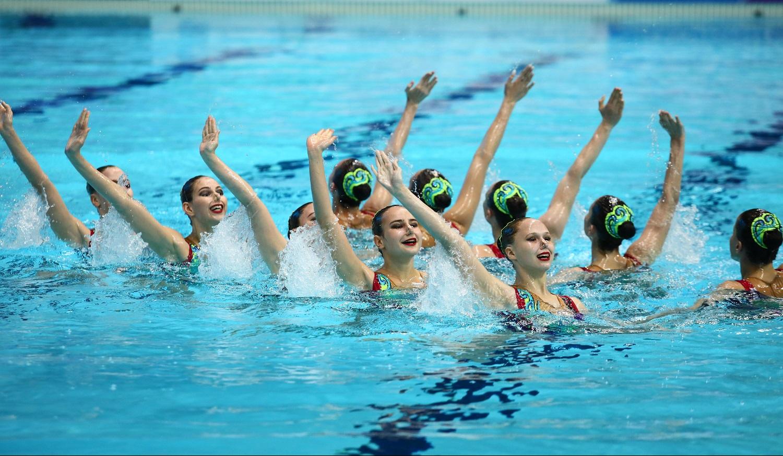 Чемпионат России по синхронному плаванию 2019 года