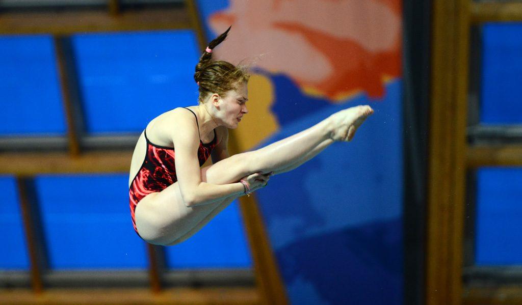 Чемпионат России по прыжкам в воду 2017 года