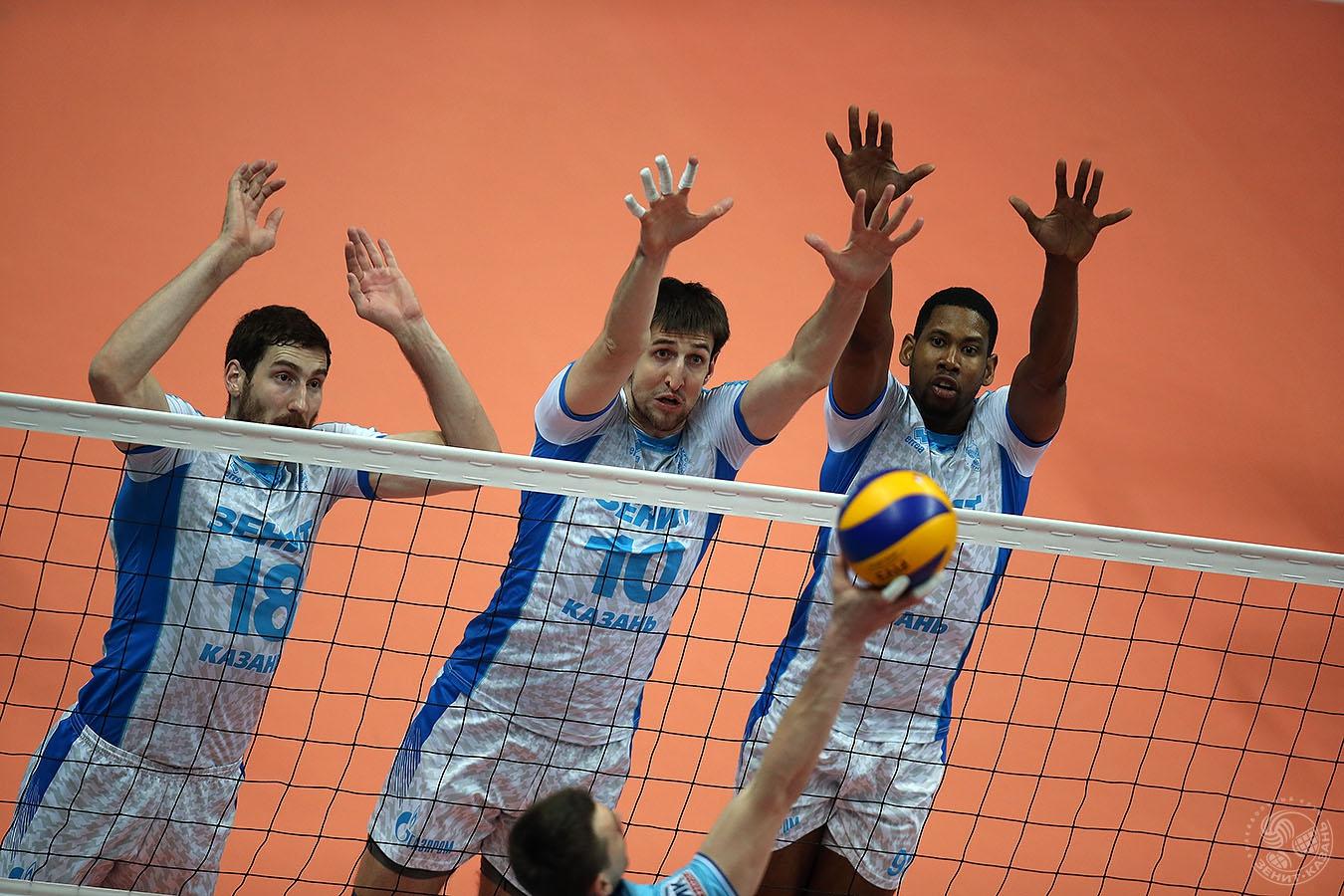 «Финал четырех» мужской волейбольной Лиги чемпионов