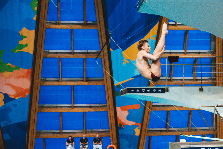 В Казани стартовал чемпионат России по прыжкам в воду