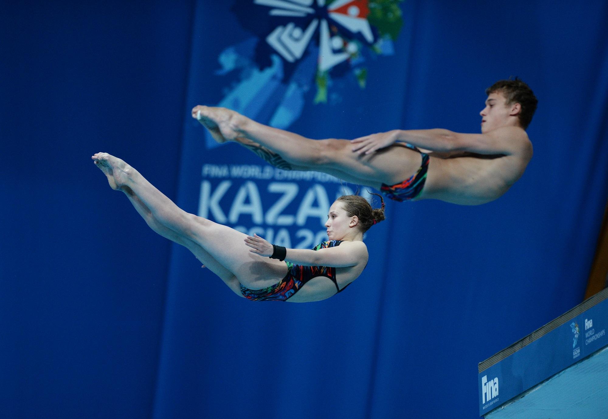 Чемпионат России по прыжкам в воду