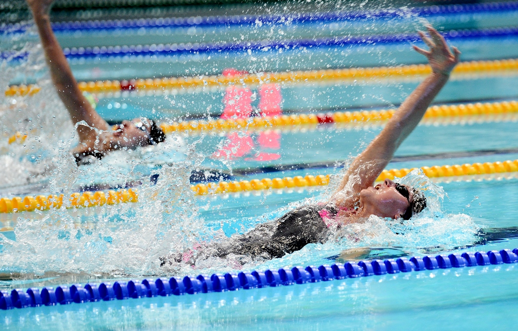 Чемпионат России по плаванию (25 м)