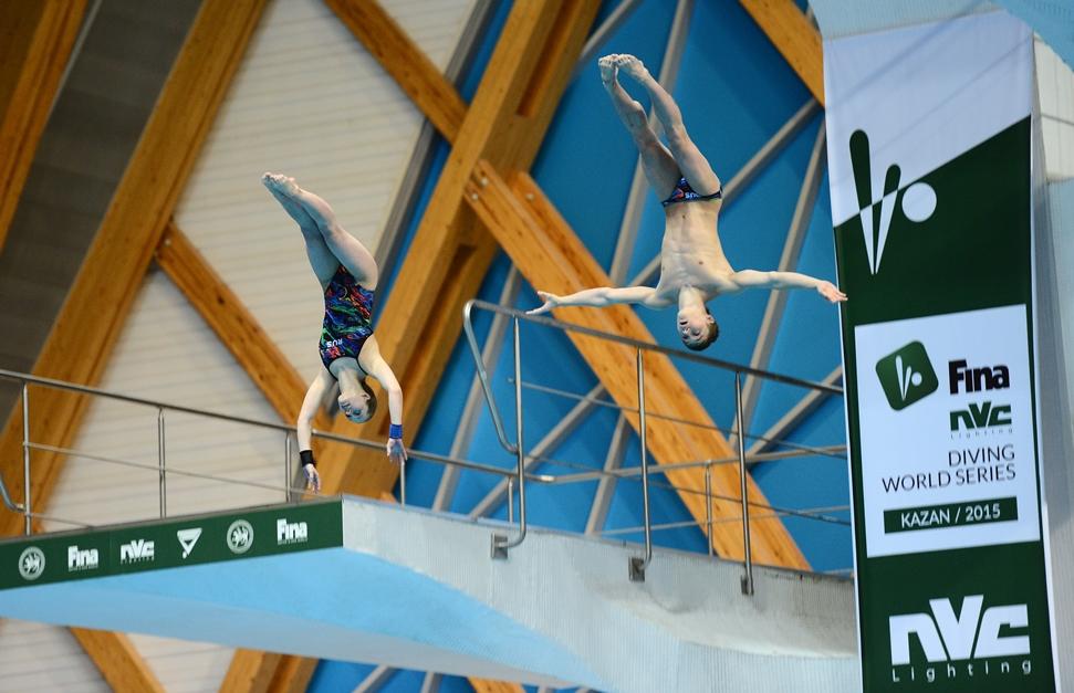Этап мировой серии ФИНА по прыжкам в воду