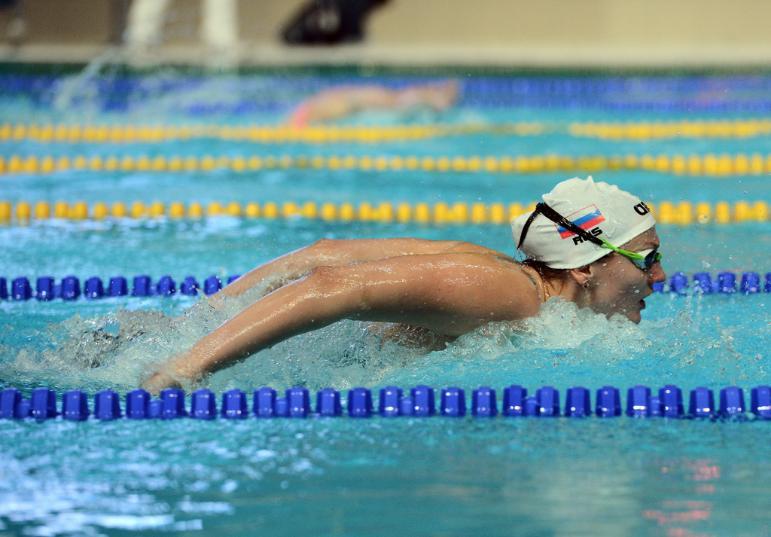 В Казани открылся Чемпионат России по плаванию
