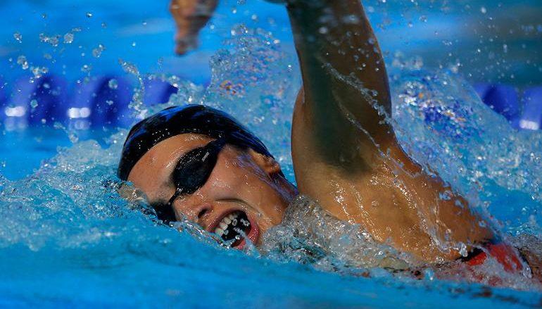Казань принимает чемпионат России по плаванию