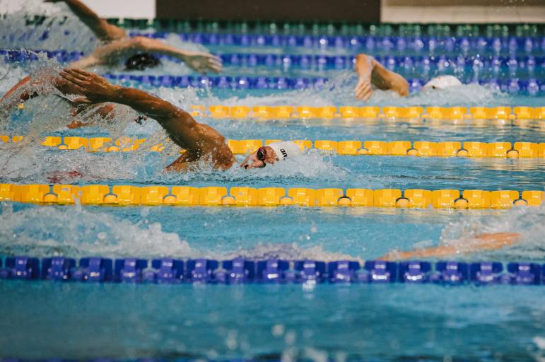 Илья Бородин установил новый рекорд России на 200 м комплексным плаванием