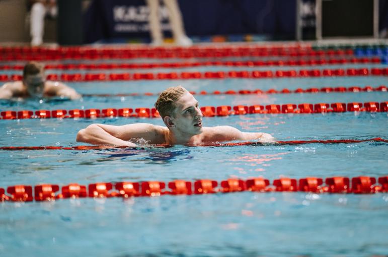 Илья Бородин установил новый рекорд России и юношеский рекорд мира на 400 м комплексным плаванием