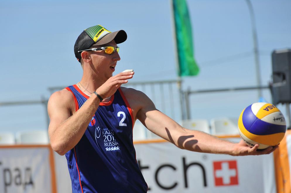 Всероссийские соревнования среди студентов по пляжному волейболу
