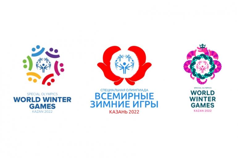 Определены победители конкурса на создание логотипа Всемирных зимних игр Специальной Олимпиады 2022 года