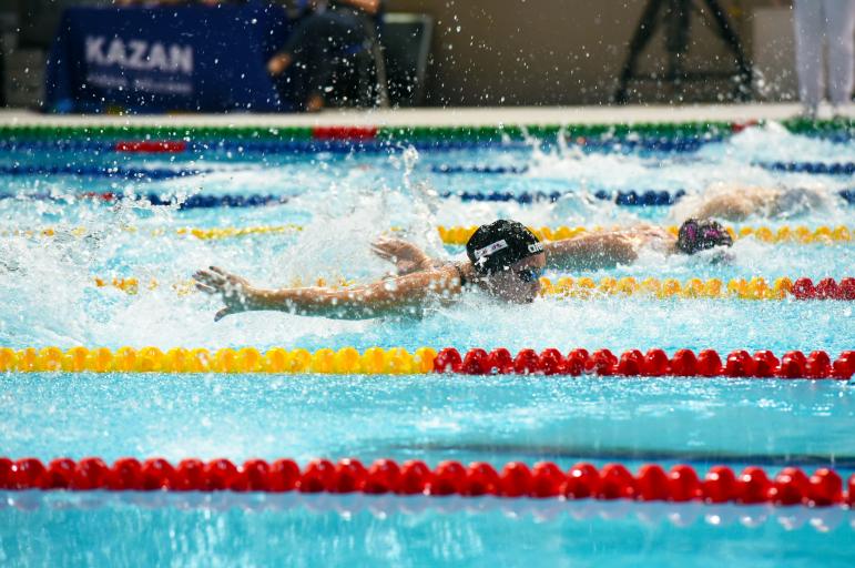 В продаже появились билеты на чемпионат России по плаванию