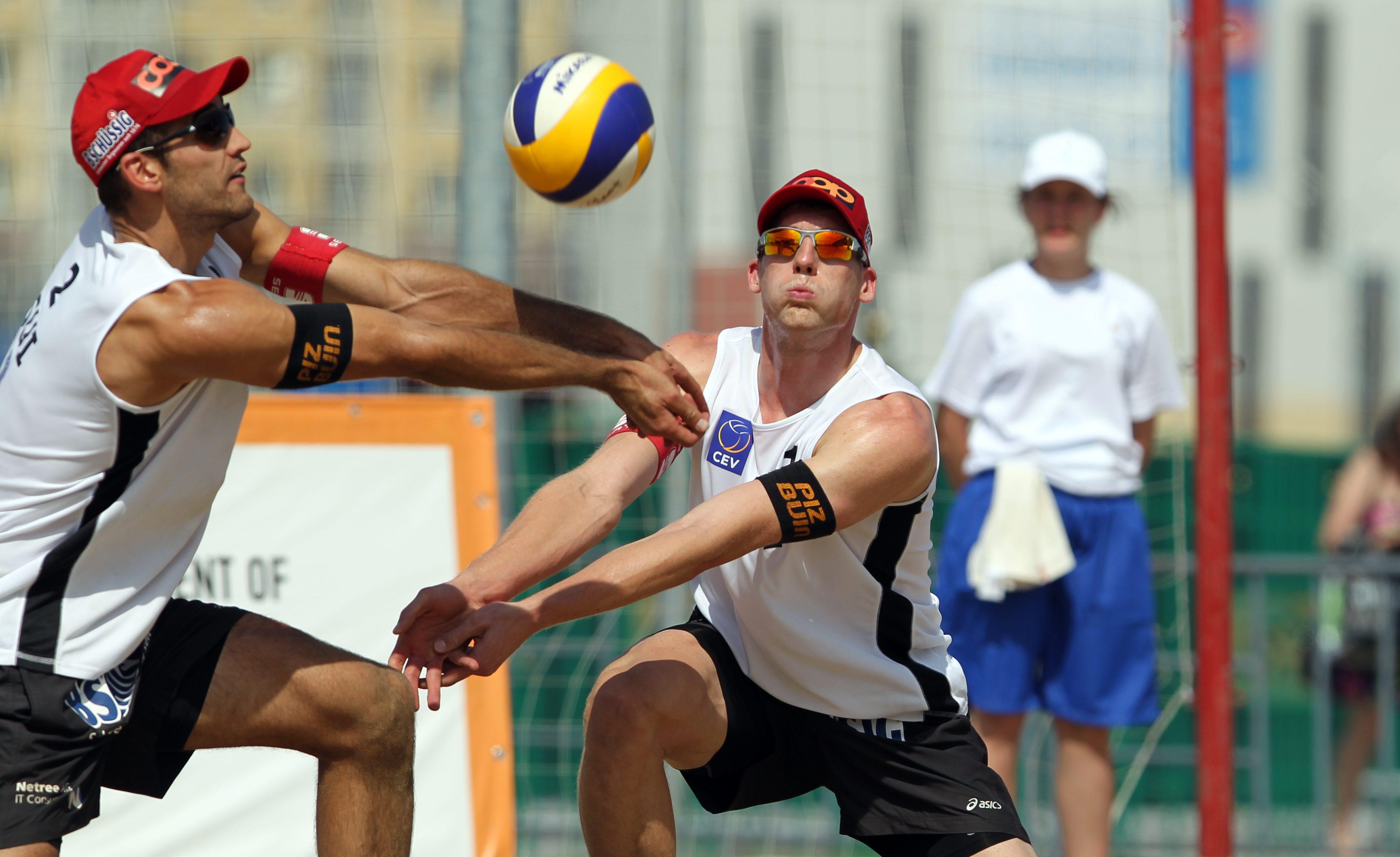 Этап Зональной стадии Континентального Кубка по пляжному волейболу