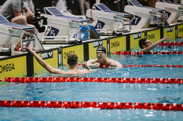 Александр Егоров стал чемпионом России на 800 м вольным стилем