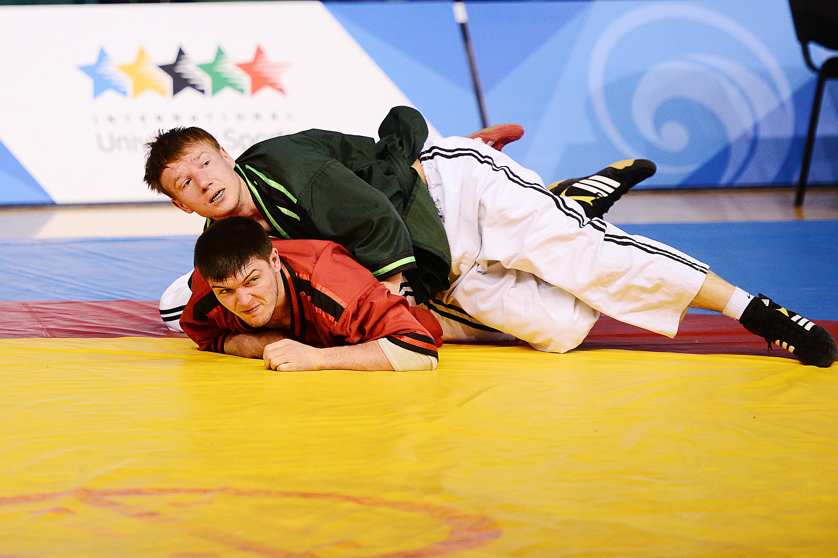 Всероссийские соревнования среди студентов по борьбе «Корэш» и борьбе на поясах