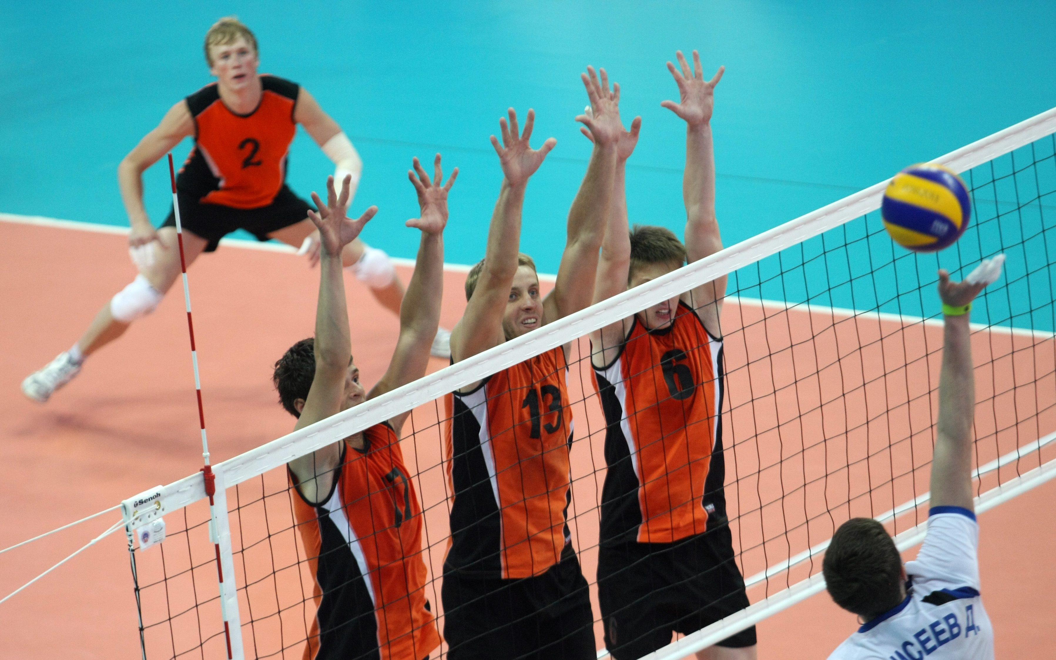Финал кубка России среди молодежных команд по волейболу